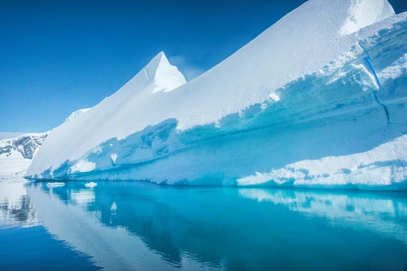 Bigger Than Life Iceberg Reflections