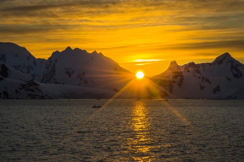Sunset Midnight