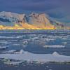 The Glow Of Antarctic Light
