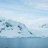 The Cool Blue Tones Of Antarctica