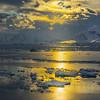 Sun Skipping Across The Bay