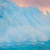 Intricate Patterns On The Iceberg