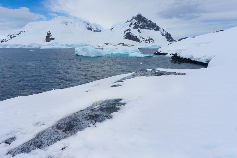 Landing On Ronge Island