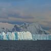 Giant Ice Shelfs On The Horizon