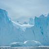 Shelfs Of Larger Than Life Icebergs