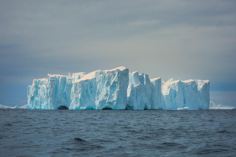 Fortress Iceberg House