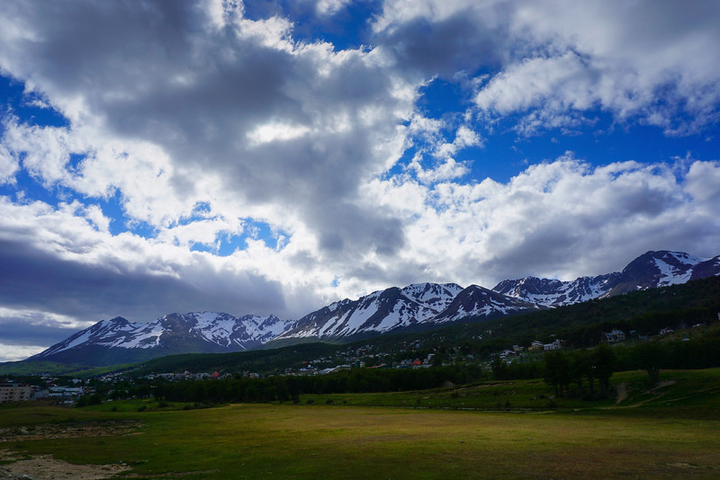 The Martial Range Mountains Under Spotlight