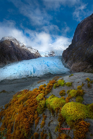images from thef fifth day of Adamus photo tour at the Fiord of Chile