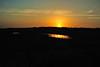 Sunset, Edisto Beach SP
