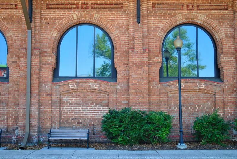 Old RR Station, Savannah GA