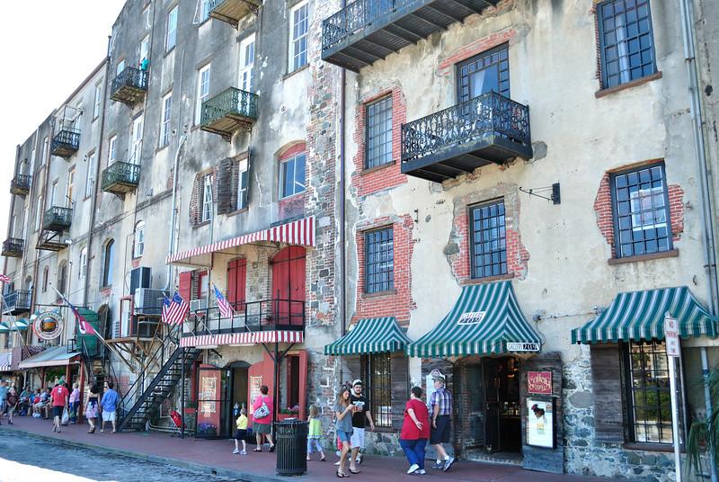River St, Savannah GA
