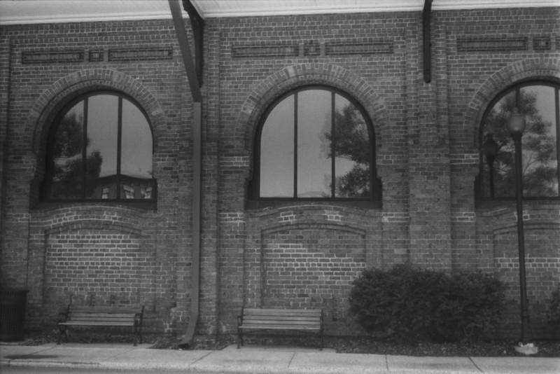 Old RR Station, Savannah