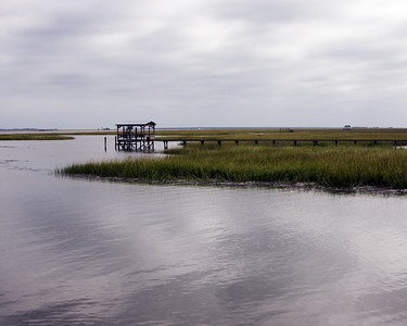 View from the Intercoastal Waterway