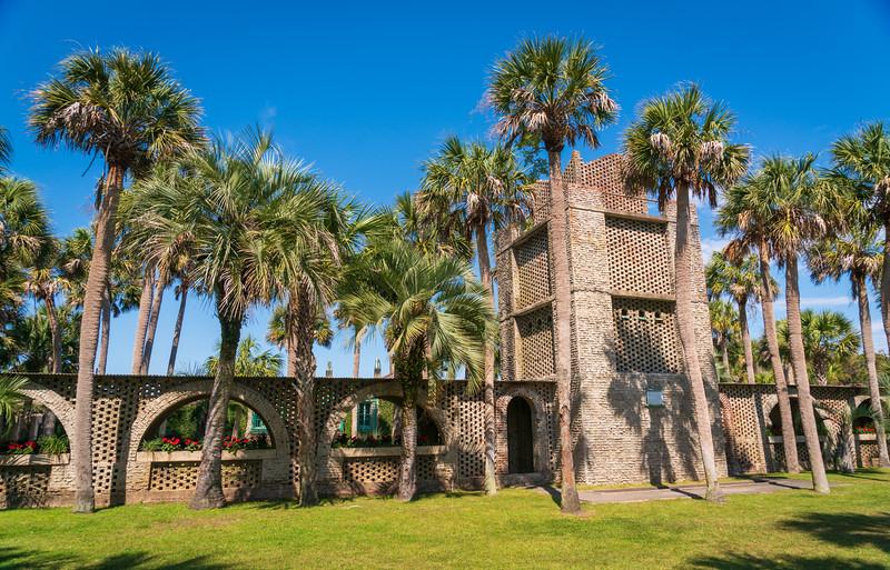 Atalaya Castle in Huntington Island State Park