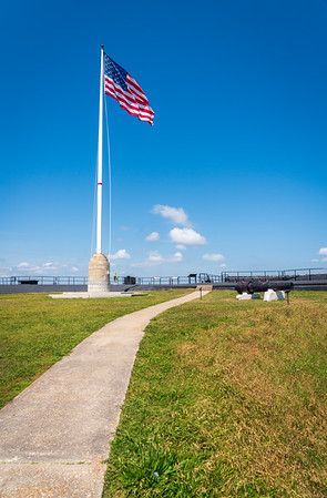 Fort Sumter in Fort Sumter and Fort Moultrie National Historical Park