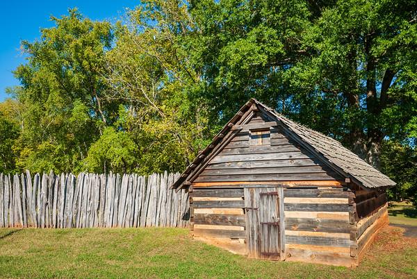 Ninety Six National Historic Site