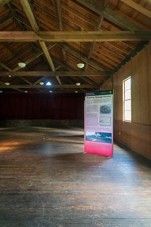 Darrah Hall, Reconstruction Era National Historical Park,Penn Center