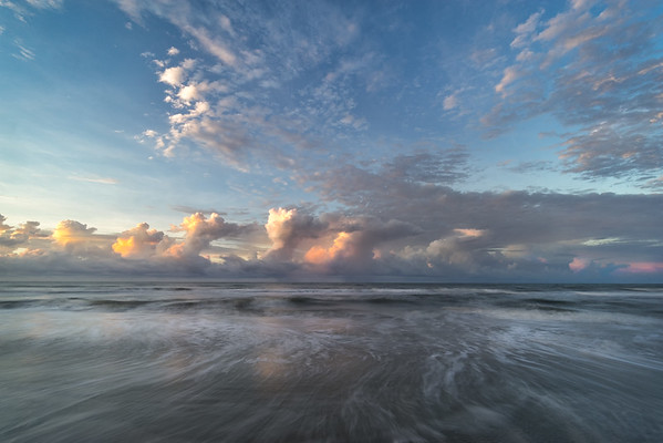 Isle of Palms Dawn - IOP SC - Tom Sloan
