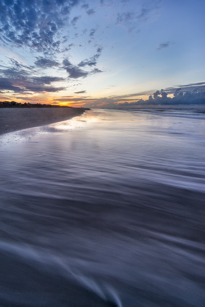 Isle of Palms Sunrise - IOP SC - Tom Sloan