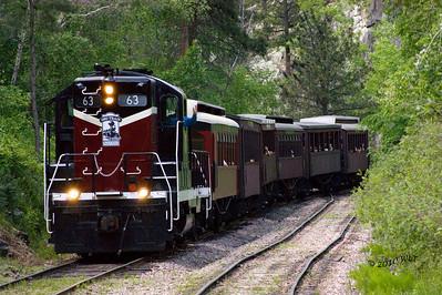 1880 Train, Diesel Locomotive