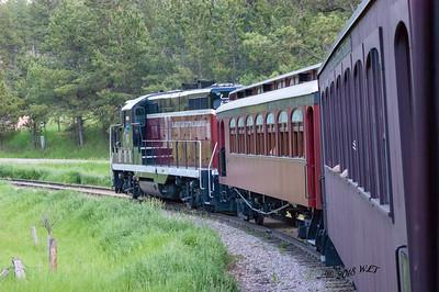1880's Train Ride