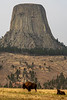 Devils Tower National Park, Wyoming.