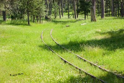 Abandened Rails