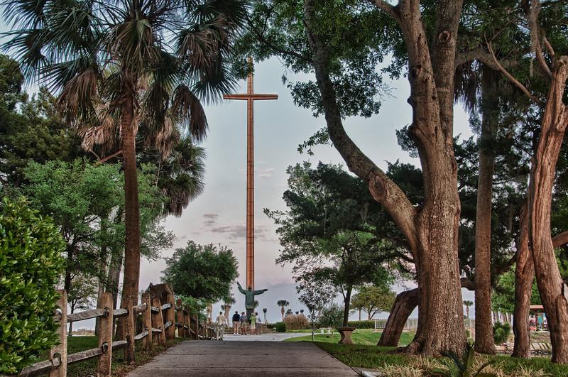 Mission of Nombre de Dios, St. Augustine, Florida.