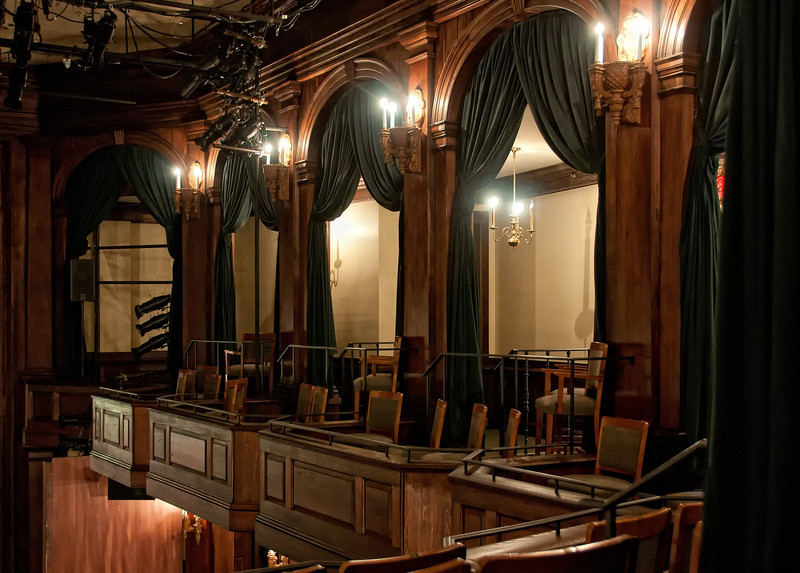 Dock Street Theatre, Charleston, South Carolina.
