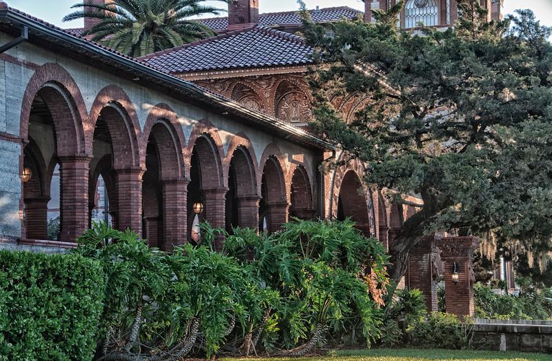 Flagler College in St. Augustine, Florida