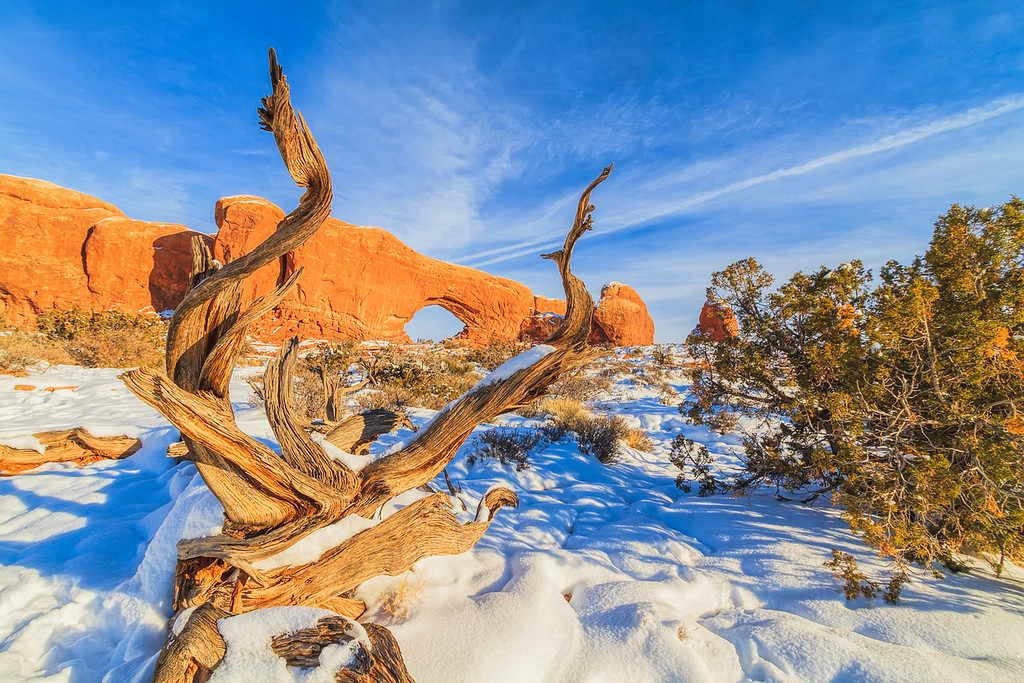 North Window, Arches National Park
