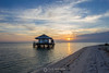 North Captiva fish house sunrise