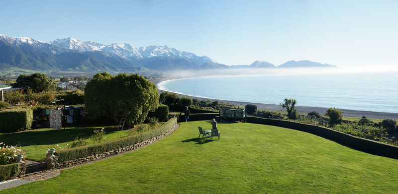 Kaikoura BB view