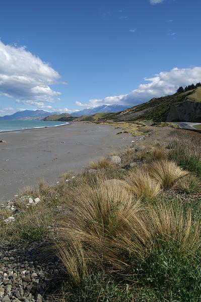 Clarence Coast north of Kaikoura