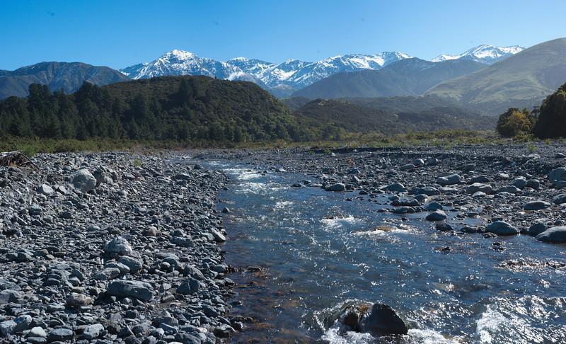 Kaikoura River