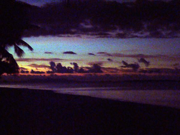 How I see Fiji in a dream