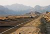 South Sinai - road between Ras Mohammed and Sharm-el-Sheikh
