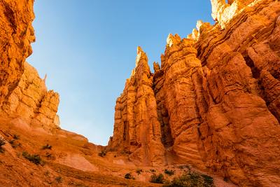 Bryce Canyon National Park; Navajo Trail