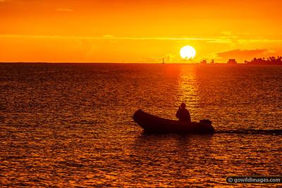 Rotoava Sunset