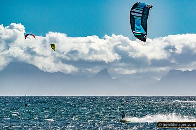 Kite Surf Tahiti