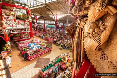 Papeete Market Crafts