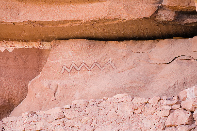 Moonhouse pictograph