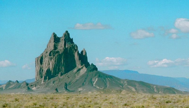 "I think this is called ""Shiprock"""