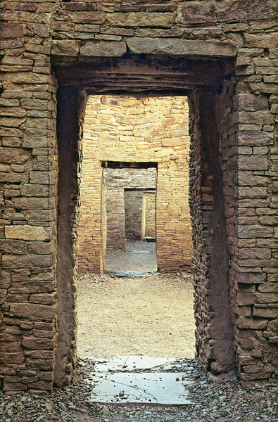 Chaco doors CNflat Southwest; landscape;