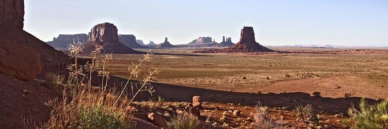 Monument valley Southwest; landscape;