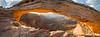pan Mesa Arch Southwest; landscape;