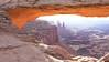 Mesa Arch Southwest; landscape;