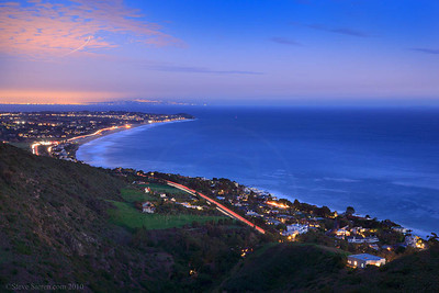 Malibu View - Queen's Necklace on the Riviera