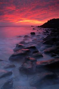 Point Mugu Dream - Sycamore Cove at Point Mugu State Park, California  Santa Monica Mountains