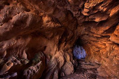 The Tide Tunnel Malibu, California Santa Monica Mountains Southern California near Los Angeles